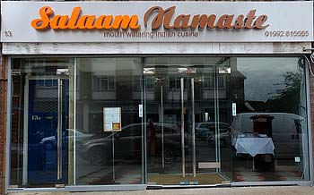 Salaam Namaste Indian Restaurant