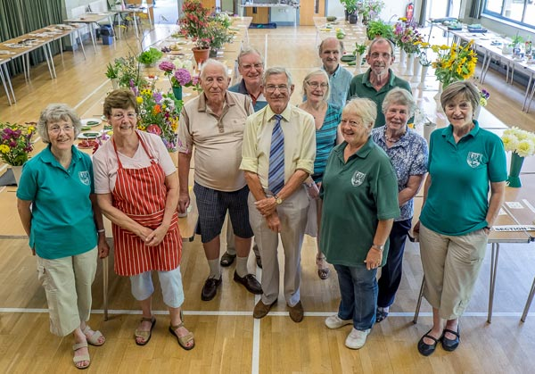 Horticultural Society Show 2014