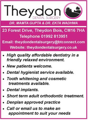Theydon Dentist