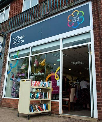 St Clare Epping Shop